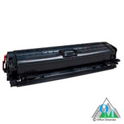 Re-manufactured Hewlett-Packard CE740A (HP 307A) Black Toner Cartridge