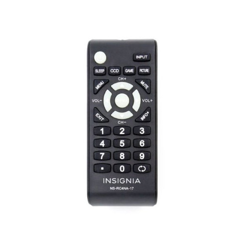 NEW Insignia TV Remote Control NSRC4NA17