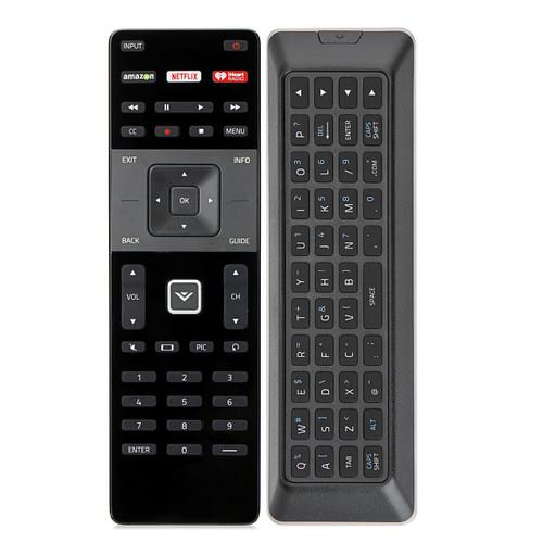 Original Vizio XRT500 LED HDTV Remote Control with QWERTY keyboard