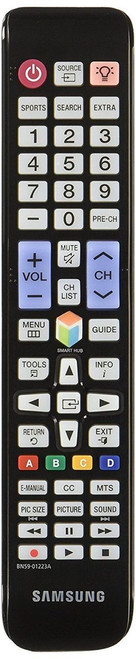Samsung BN59-01223A Tv Remote Control For Smart TV UHD 4K for UN75JU650 UN65JU650 UN40JU6500F