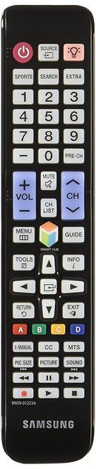 Samsung BN59-01223A Tv Remote Control For Smart TV UHD 4K for UN75JU650 UN65JU650 UN40JU6500F TV