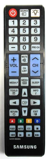 Original OEM Samsung AA59-00600A LCD Plasma HDTV TV Remote Control