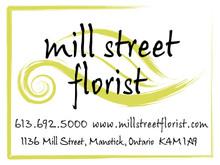 Mill Street Florist Gift Card
