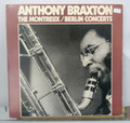 Anthony Braxton - Montreaux/Berlin Concerts -2x LP (USED - Import)