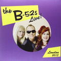 B-52's, The - Live!: London 2013 - Limited Edition Red Colored Vinyl 2xLP