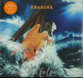 Erasure - World Be Gone - Orange Vinyl LP