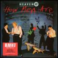 Heaven 17 - How Men Are - Blue Vinyl - LP