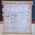 "Alexander ""Skip"" Spence - I Want A Rock & Roll Band / I Got A Lot To Say/Mary Jane - 7"" Vinyl"