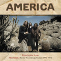 America - Highlights From Heritage: Home Recordings/Demos 1970–1973 - LP