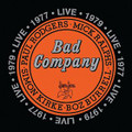 Bad Company - Live 1977 - 2x 180g LP