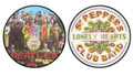 Beatles, The - Sgt. Pepper's Lonely Hearts Club Band - Picture Disc LP