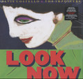 Elvis Costello & The Imposters - Look Now - Red Vinyl 180g 2xLP