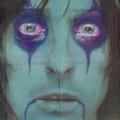 Alice Cooper - From The Inside - Rocktober Black & Green Swirl Vinyl LP