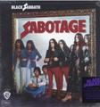 Black Sabbath - Sabotage - Vinyl 180g LP
