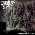 Cannabis Corpse - From Wisdom to Baked - Limited (300) Oxblood Vinyl LP