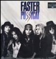 Faster Pussycat - S/T - Rocktober LP