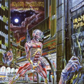 Iron Maiden - Somewhere In Time - LP