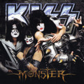 Kiss -  Monster - 180g LP