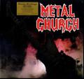 Metal Church - Metal Church - MOV Limited SIlver Colored Vinyl LP