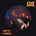 Ozzy Osbourne - Diary Of A Madman - Picture Disc LP