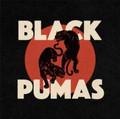 Black Pumas - S/T - Cream Colored Vinyl - LP