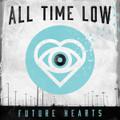 All Time Low - Future Hearts - Light Blue Vinyl LP