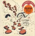 King Gizzard & the Lizard Wizard - Gumboot Soup - Orange/Black/Red Splatter Vinyl LP