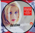 Christina Aguilera - S/T - 20th Ann. Picture Disc LP