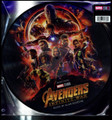 Avengers Infinity War (Alan Silvestri) - Soundtrack - Picture Disc LP