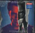Batman VS. Superman - OST - 3x LP - W/ Download and Etched Art
