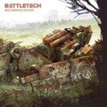 Battletech - Video Game Soundtrack - White Ink Spot Colored Vinyl - 2x 180g LP