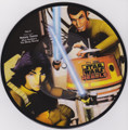 "Disney - Star Wars - Rebels - 7"" Picture Disc"