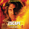 Escape From L.A. - OST - Test Tube Clear Vinyl - 2xLP