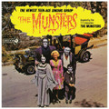 Munsters, The - The Newest Teen-Age Singing Group Inspired by the T.V. Characters) - Limited (1,000) Grey Vinyl LP