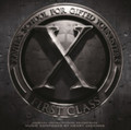 X-Men: First Class - OST - MOV Limited (1,000) Silver 180g Vinyl 2xLP