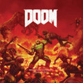 Doom - OST - Red Vinyl - 180g MONDO LP