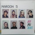 Maroon 5 - Red Pill Blues - White Vinyl - LP (USED) - East Store