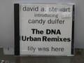 David A. Stewart and Candy Dulfer - Lily Was Here - The DNA Urban Remixes - Promo CD Single - (USED)
