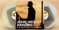 John Wesley Harding - The Man With No Shadow (Cream Shadow & White Shadow Vinyl) - RSD2020 2xLP Vinyl
