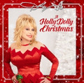 Dolly Parton - Holly Dolly Christmas - Opaque Red Vinyl - LP