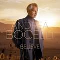 Andrea Bocelli - Believe Autographed Booklet - CD