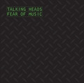Talking Heads - Fear of Music - Silver Vinyl - LP (Rocktober 2020)