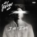 21 Savage - I Am > I Was - 150g 2xLP