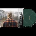 Taylor Swift - Evermore Deluxe Edition - Exclusive Green Vinyl + Bonus Tracks - 2xLP