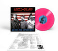 Anti-Flag - Die For the Government - Semi-Transparent Neon Pink Vinyl - LP