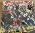 Iron Maiden - Number Of The Beast - Remastered Edition - LP