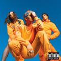 Waterparks - Greatest Hits - Clear Vinyl w/ Coral, Yellow & Blue Jay Splatter - 2xLP
