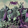 Havok - Burn - Turqoise w/ Black and Purple Swirl Vinyl - LP