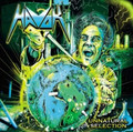 Havok - Unnatural Selection - Black/Green W/ White & Blue Swirl Vinyl - LP