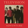 Television - Adventure - RHINO Red Vinyl Release LP